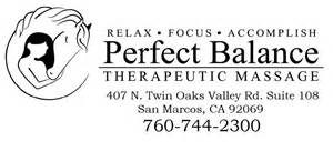 Perfect Balance therapeutic Massage